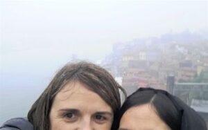 Nos llovía en Oporto