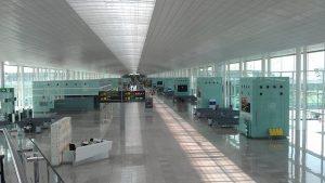 T1 aeropuerto Barcelona