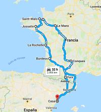 Conclusiones de nuestro viaje por Francia