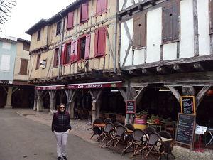 Día 1: Salimos de casa, Foix, Mirepoix, Salles-la-Source y Conques