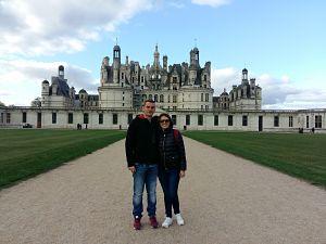 Día 3: Loches, Chenonceau, Chambord, Le Mans