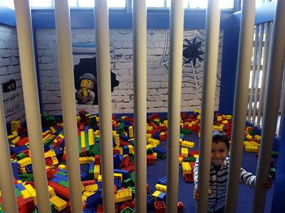 Día 1: Llegar y visitar Legoland