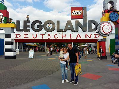 Recomendamos ir a Alemania y a Legoland