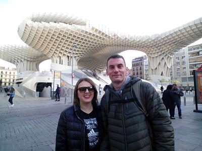 Día 3: Disfrutar por la ciudad de Sevilla