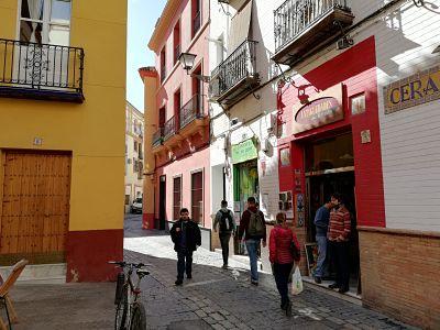 Día 4: Callejear por Sevilla es una maravilla