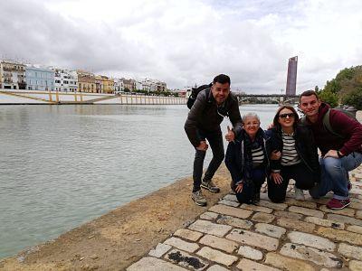 Resumen del viaje a Sevilla