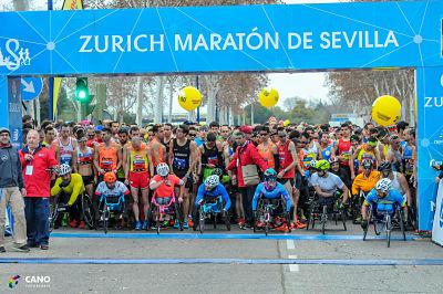Día 2: Sufrir y disfrutar el Maratón de Sevilla