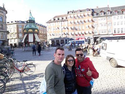 Día 1: Llegar a Copenhague y nos queremos quedar!