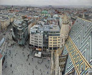 Vistas campanario Viena