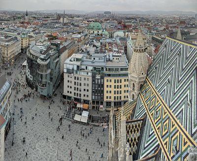 Día 11: Unas horas en Viena