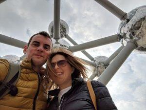 Atomium de Bruselas