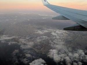 Planear vuelo a Bruselas