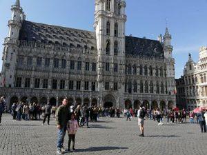 Ayuntamiento Bruselas