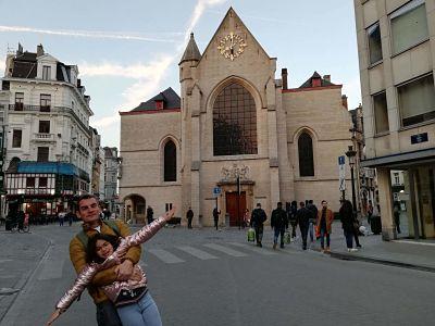 Día 2: Maravillas de Bruselas