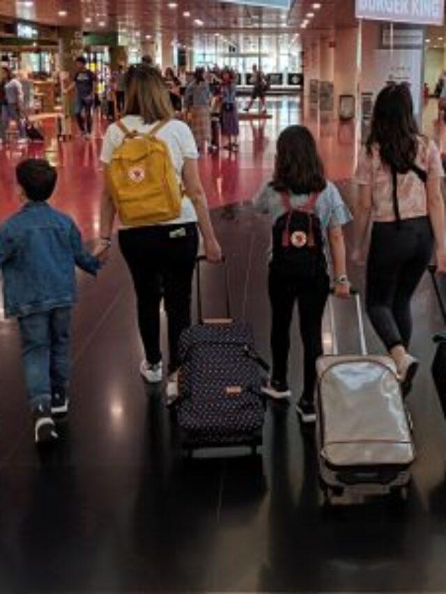 Aparcar en el aeropuerto