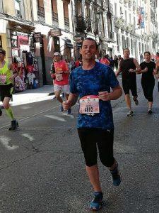 Sufrir el Maratón de Madrid
