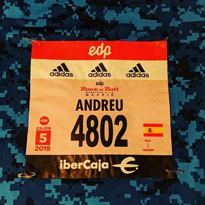 Preparar el viaje al Maratón de Madrid