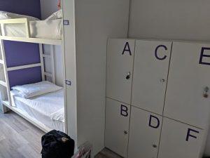 Habitación Safestay Madrid