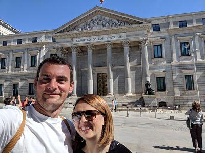 Día después del Maratón de Madrid