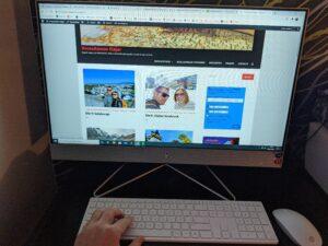 Buscando información en el blog necesitamosviajar.com