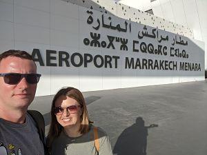 Organizar un viaje a Marrakech