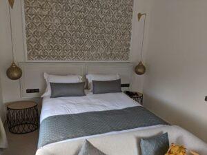 Nuestra habitación en el hotel Ona Marrakech