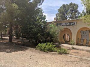 Antigua estación de Pinell de Brai
