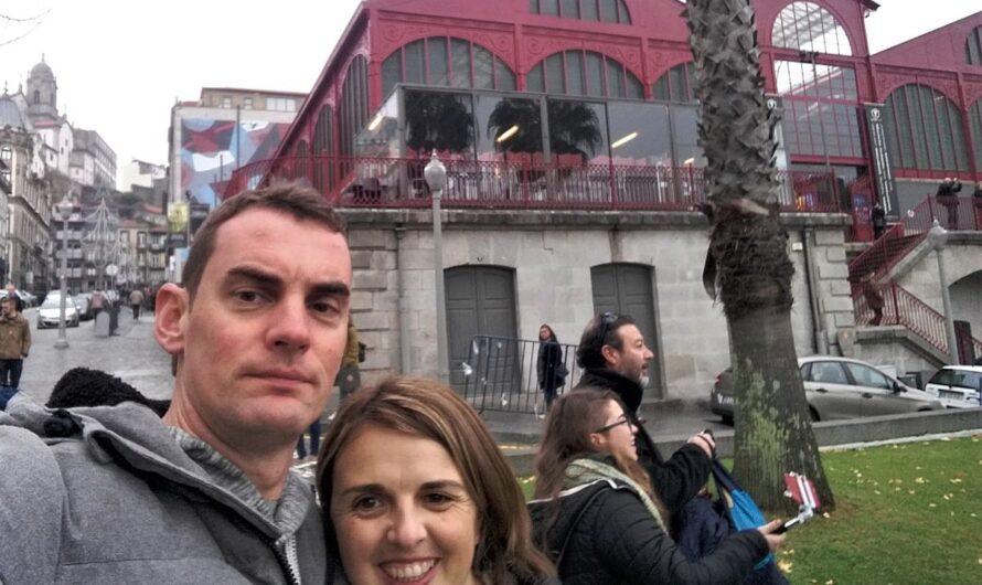 Como fue nuestra llegada a Oporto. Día 1.
